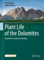 PLANT LIFE OF THE DOLOMITES