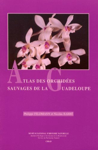 ATLAS DES ORCHIDEES SAUVAGES GUADELOUPE